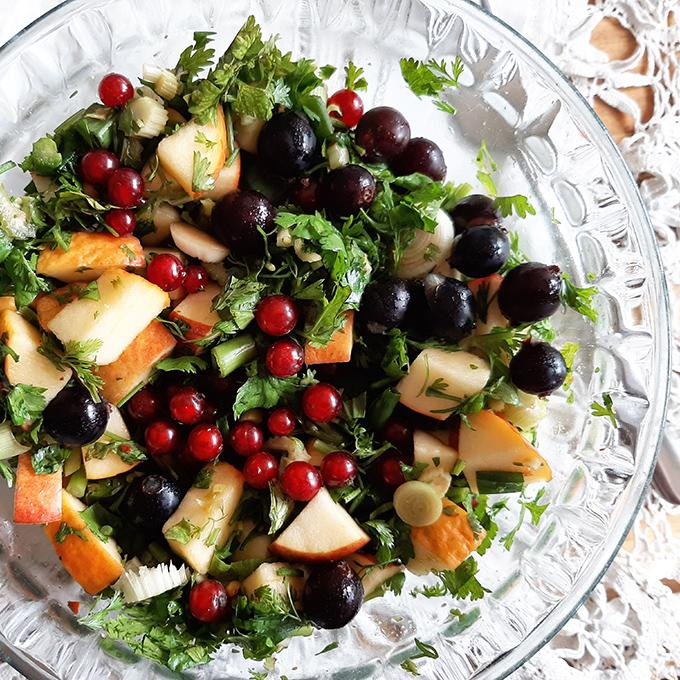 Őrült jó nyári saláta: pikáns és csípős/Fotó: Myreille