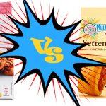 Melyik a finomabb? A fehér csokis-áfonyás vagy a fügelekváros keksz?
