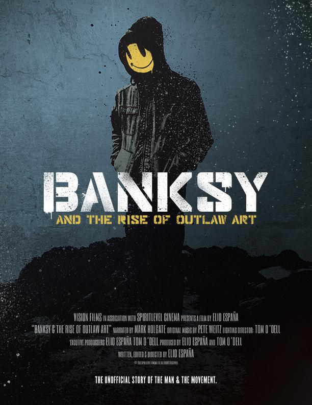 Banksy és a tiltott művészet felemelkedése | 15+ | HBO GO