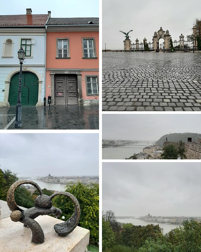 Budai vár/2020.10.13./Fotók: Myreille