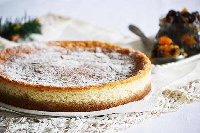 Tojáslikőrre hangolt cheesecake/Fotó: Myreille