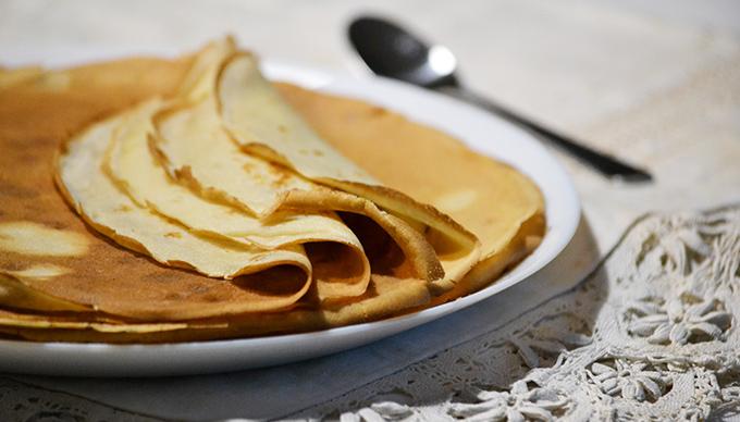 Hungarian pancakes (Palacsinta)/Photo: Myreille