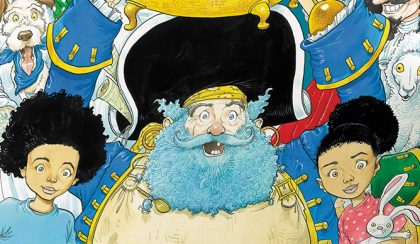 Neil Gaiman: Pirate Stew