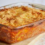 Lasagne bolognese házi tésztával és raguval