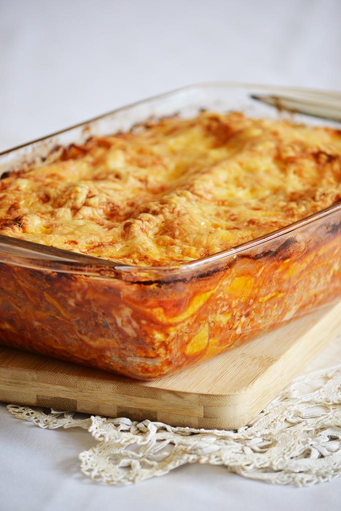 Lasagne bolognese házi tésztával és raguval - egyszerűen, gyorsan/Fotó: Myreille