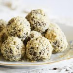 Chocolate Coffee Date Balls, Date Ball, Chocolate Date Balls, Coffee Date Balls