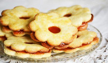 Classic Linzer Cookies Recipe