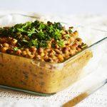 Mungobab curry