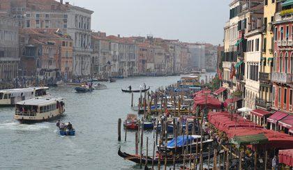 Boldog 1600. születésnapot Velence!
