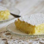 Skót krémes - Könnyű édes felhő süti