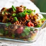 Rizs tojással és zöldségekkel - tökéletes Egg Fried Rice recept