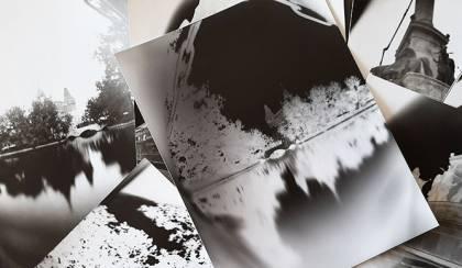 Camera obscurát készítettünk PVC csőből és fényképeztünk vele