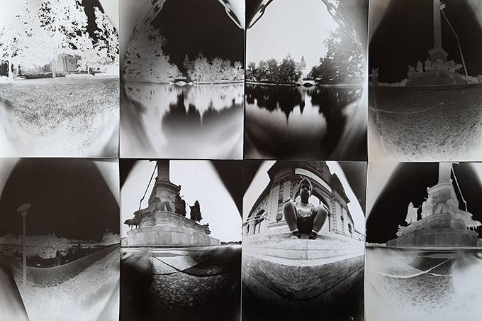 Camera Obscura fotók/Fotó: Myreille, 2021.
